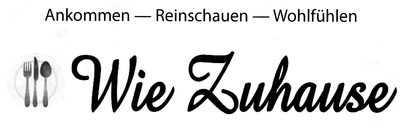116_Wie Zuhause - LOGO